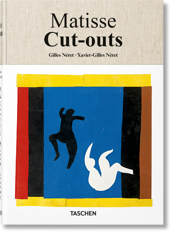 HENRI MATISSE. CUT-OUTS. Drawings with the Scissors