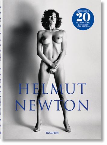 HELMUT NEWTON - SUMO. 20th Anniversary Edition