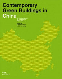 copertina di Contemporary Green Buildings in China