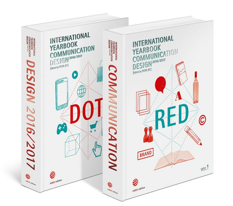INTERNATIONAL YEARBOOK COMMUNICATION DESIGN 2016/2017