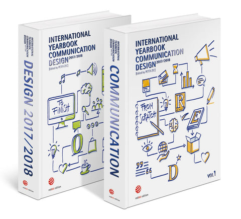 INTERNATIONAL YEARBOOK COMMUNICATION DESIGN 2017/2018