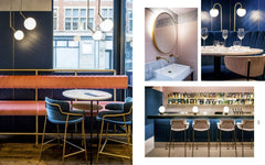 APPETIZER. New Interiors for Restaurants and Cafés