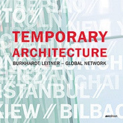 copertina di Temporary Architecture