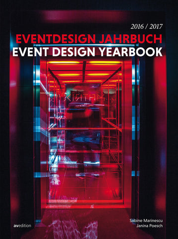 EVENT DESIGN YEARBOOK 2016/2017