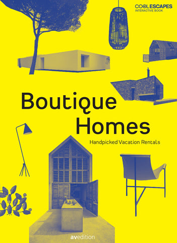 BOUTIQUE HOMES. Handpicked Vacation Rentals