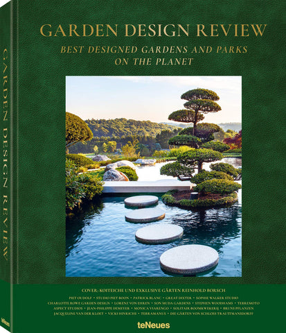GARDEN DESIGN REVIEW. Best Designed Gardens and Parks on the Planet