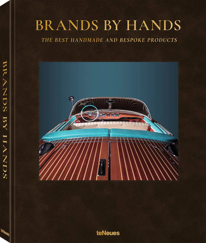 BRANDS BY HANDS