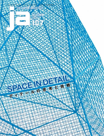 JA 107 (Autumn 2017): Space in Detail