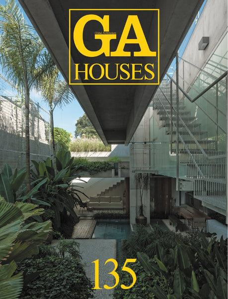 GA HOUSES 135: Houses in Sao Paolo