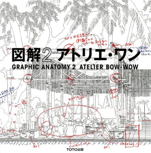 GRAPHIC ANATOMY 2 - ATELIER BOW-WOW