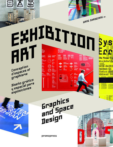 EXHIBITION ART. Graphics and Space Design