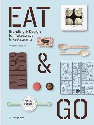 EAT & GO. Branding & Design for Takeaways & Restaurants