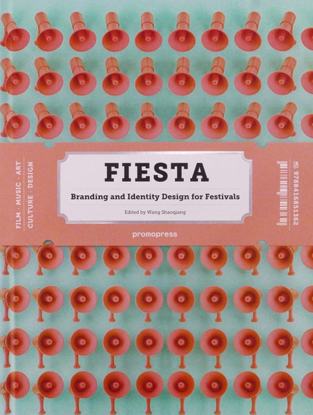 FIESTA. Branding and Identity Design for Festivals