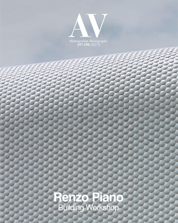 AV 197/198: RENZO PIANO BUILDING WORKSHOP