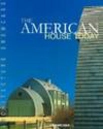 copertina di The American House Today