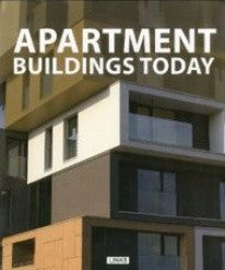 copertina di Apartment Buildings Today