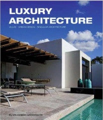 copertina di Luxury Architecture