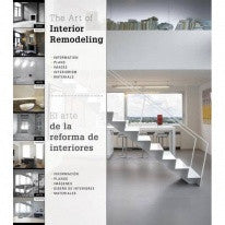 copertina di The Art of Interior Remodeling
