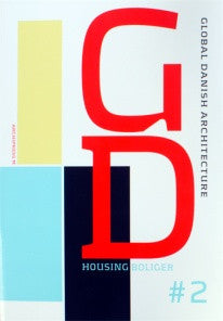 copertina di Global Danish Architecture #2