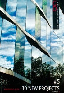 copertina di Global Danish Architecture #5