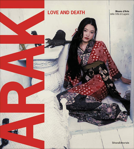 ARAKI. Love and Death