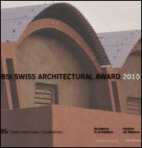 copertina di Bsi Swiss Architectural Award