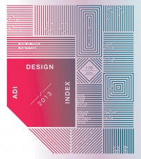 copertina di Adi Design Index 2013