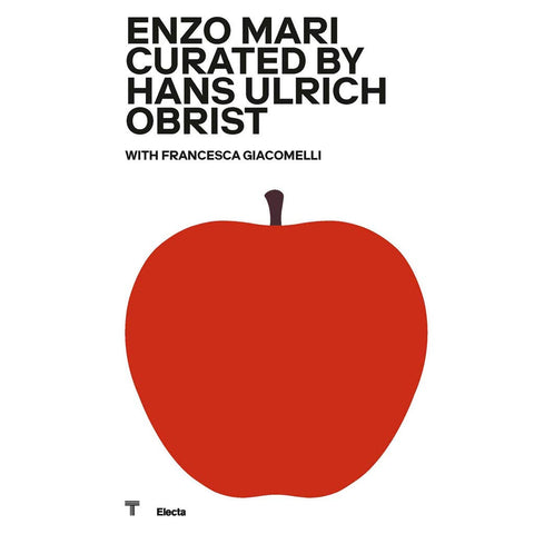 ENZO MARI curated by Hans Ulrich Obrist