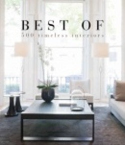 copertina di Best of 500 Timeless Interiors