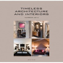 copertina di Timeless Architecture and Interiors