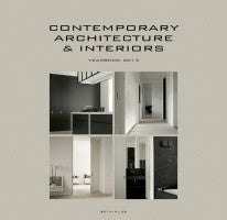 copertina di Contemporary Architecture & Interiors