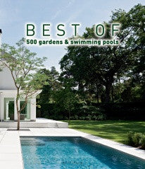 copertina di Best of 500 Gardens & Swimming Pools