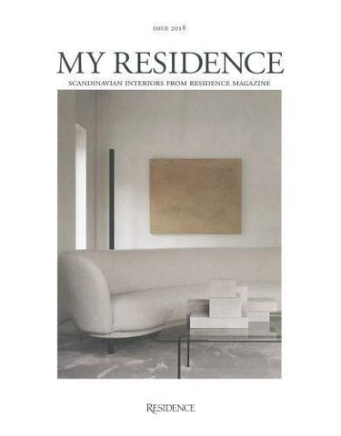 MY RESIDENCE. Issue 2018