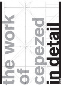 copertina di In Detail - the Work of Cepezed