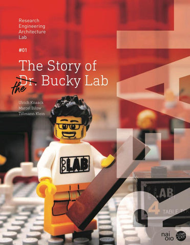 REAL - THE STORY OF DR. BUCKY LAB