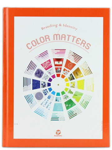 COLOR MATTERS. Branding & Identity