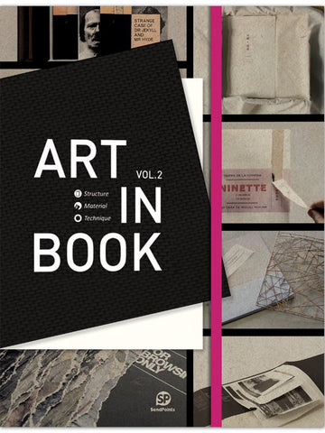 ART IN BOOK Vol.2 - Structure, Material and Technique