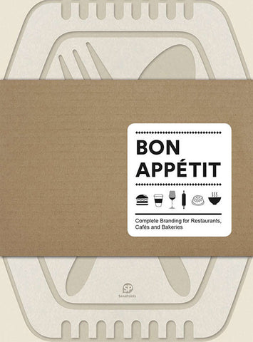 BON APPETIT. Complete Branding for Restaurants, CafŽes and Bakeries