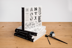 HANDSTYLE LETTERING. From Calligraphy to Typography