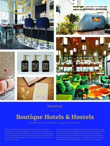 BRANDLIFE. Boutique Hotels & Hostels