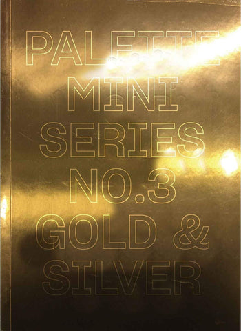 PALETTE mini 03: Gold & Silver