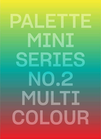 PALETTE mini 02: Multicolour