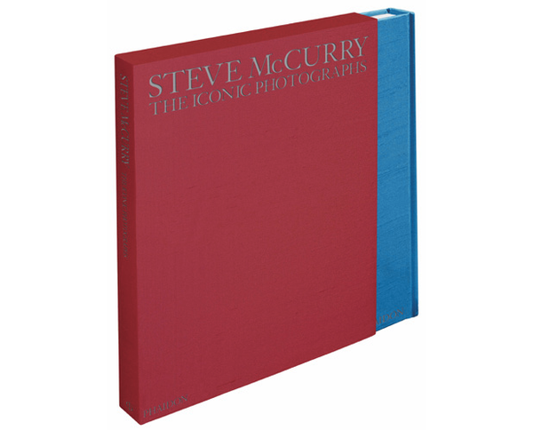 STEVE McCURRY. The Iconic Photographs (Limited Edition)