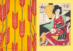 TAISHO KIMONO. Beauty of Japanese Modernity in 1910s & 20s