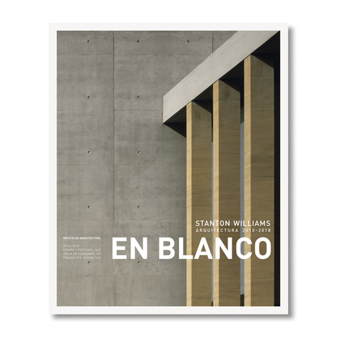 EN BLANCO 24: Stanton Williams. Arquitectura 2010- 2018