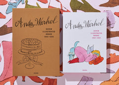 ANDY WARHOL. Seven illustrated Books 1952-1959