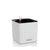 Lechuza Cube Color 14 White Planter | My City Plants