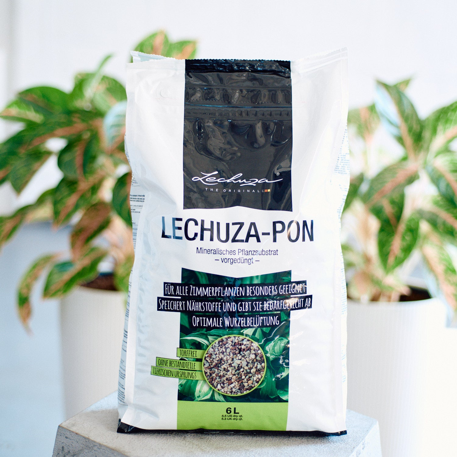 Lechuza Pon Substrate - My City Plants