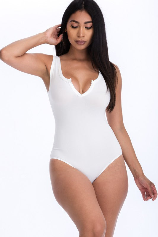 Ava Sleeveless Bodysuit