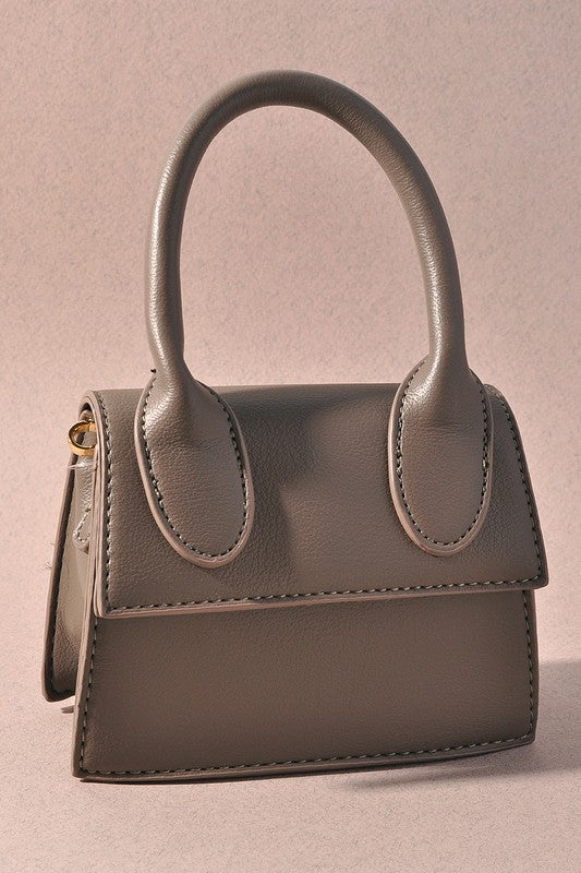 Mini Handle Crossbody Bay